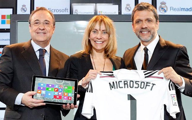 Real Madrid and Microsoft are working together for all the fans