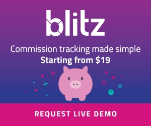 Blitz - Sales commission tracking software